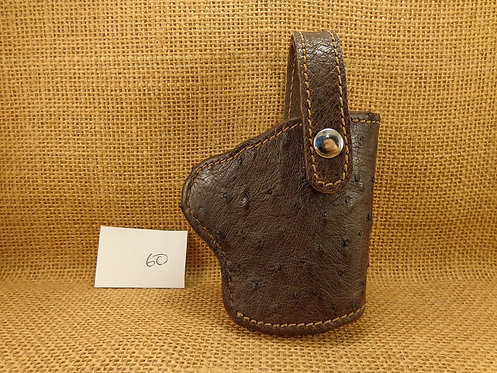 1911 Ostrich Leather Holster No.60