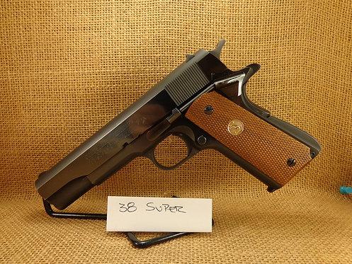 Colt 38 Super Serie 70 Mark IV