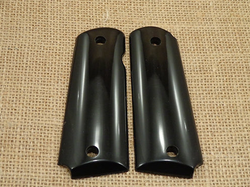 1911 Solid Black Grips