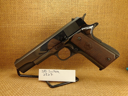 Colt 38 Super Government Model Original Box