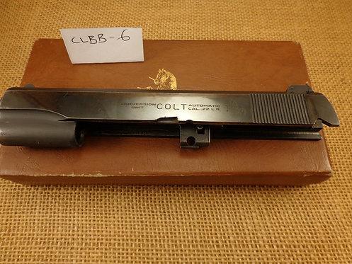 Colt .22 Conversion Unit.