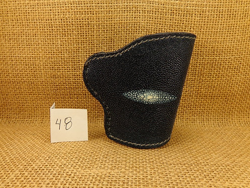1911 Holster Stingray Leather ( No. 48 )