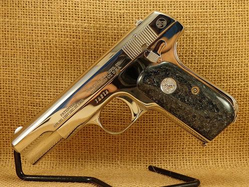 Colt 380 Model 1908 Bright Nickel