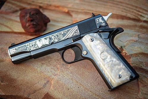 Colt 38 Super Emiliano Zapata
