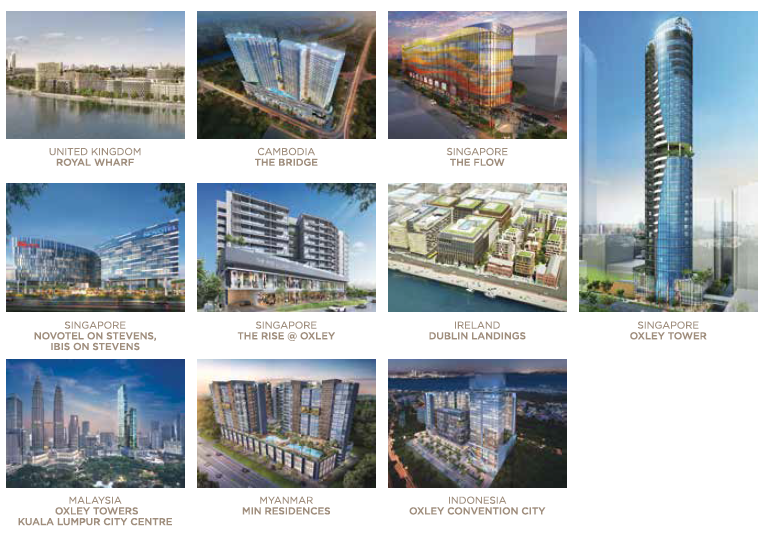 Oxley Towers KLCC Developer