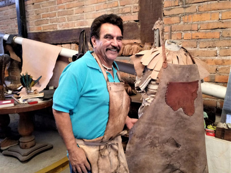Alfonso's Leather Museum