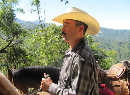 Juan and My First Cabalgata