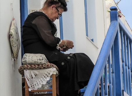 Greece and the Making of Lace