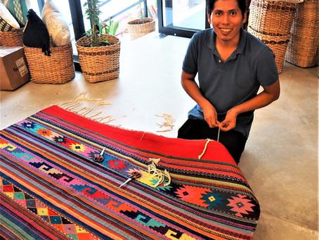 Oaxaca Textiles in Puerto Vallarta