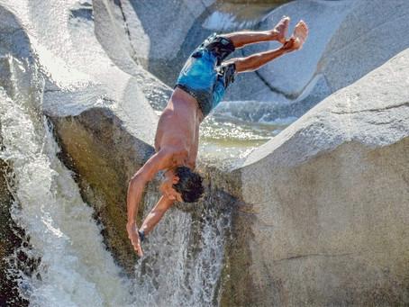 Marco Loco River Diver
