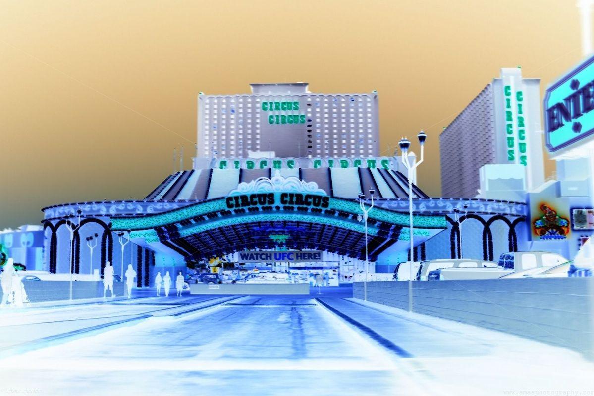 Circus, Las Vegas