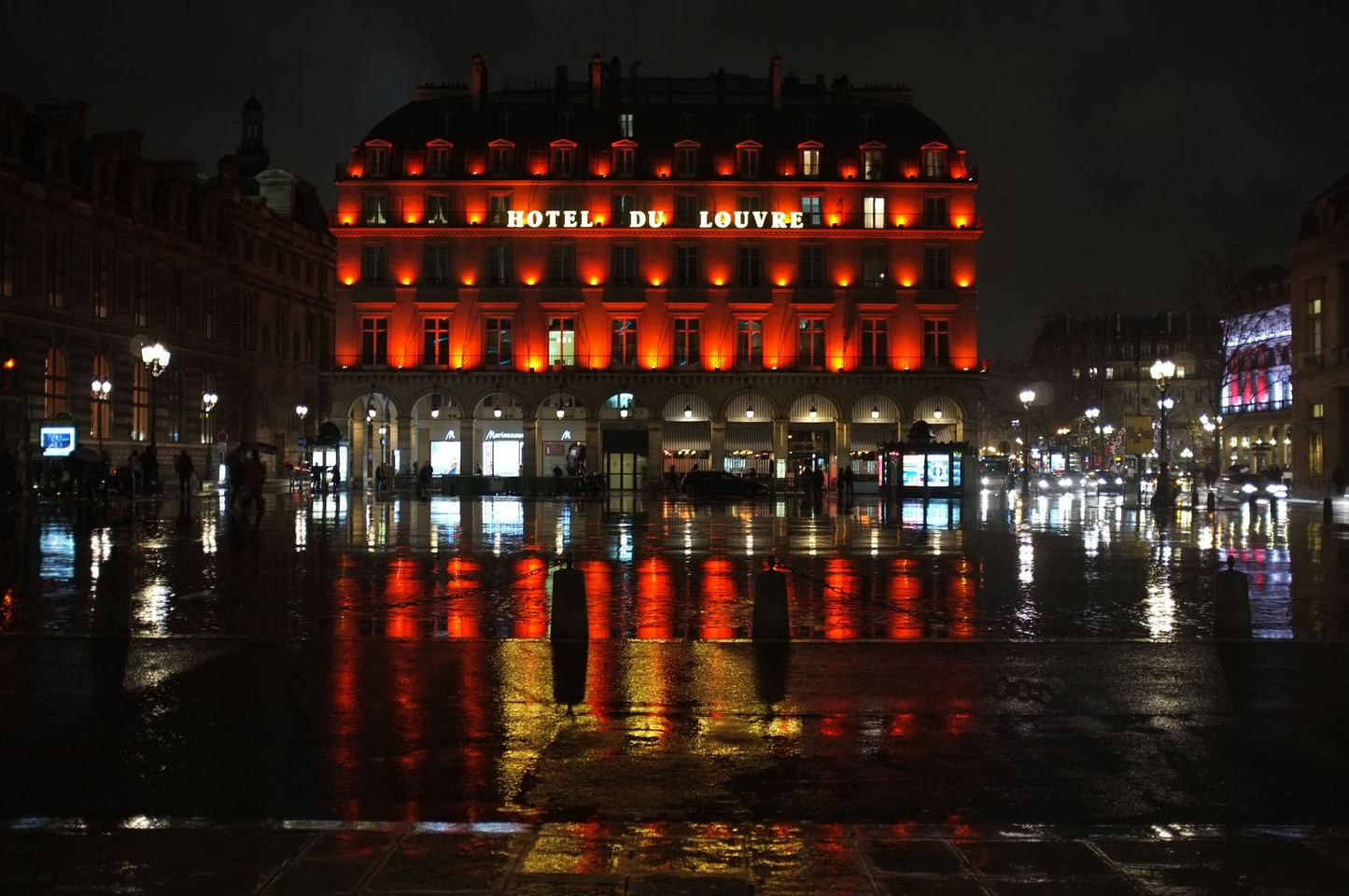 Hôtel du Louvre - Paris