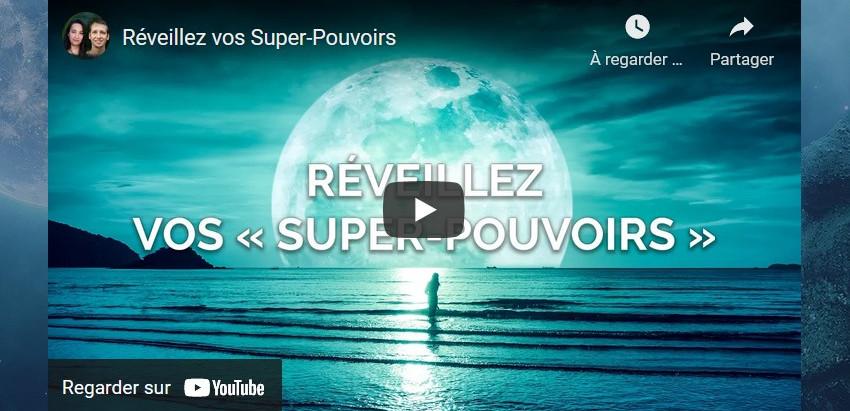 Réveillons nos super pouvoirs : voyage quantique pour créer notre réalité.