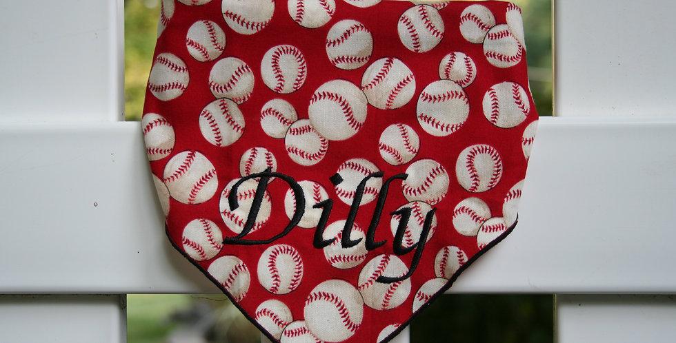 Red Baseballs