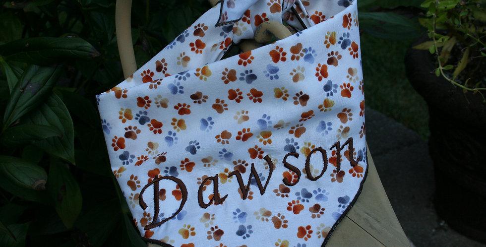 Light Brown Paws