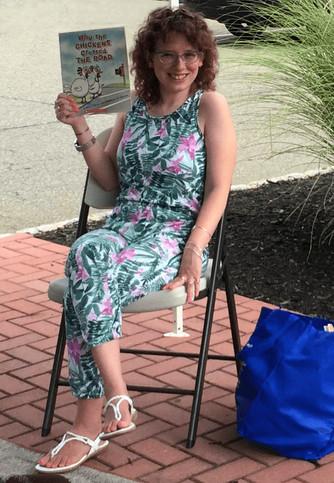 Sarah with book.jpg