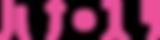 切花の仕入れサイト・ハナスタのロゴ