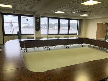 住吉漁業株式会社_社内会議室