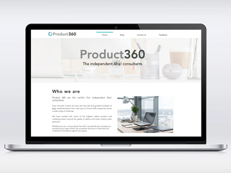 Product 360 launches new brand and website