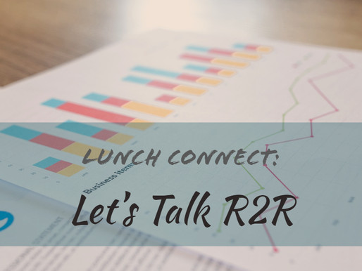 Lunch Connect Series: Let's Talk R2R