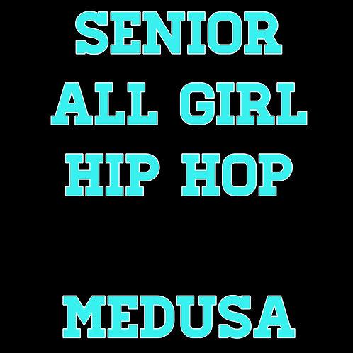 Medusa - Senior all girl hip hop