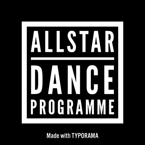Allstars Dance Programme