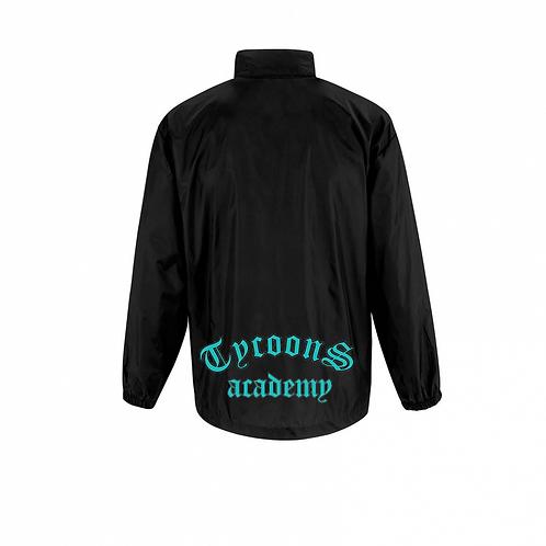 Kids windbreaker jacket - Black