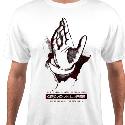 We're Barely Scratching the Surface T-Shirt