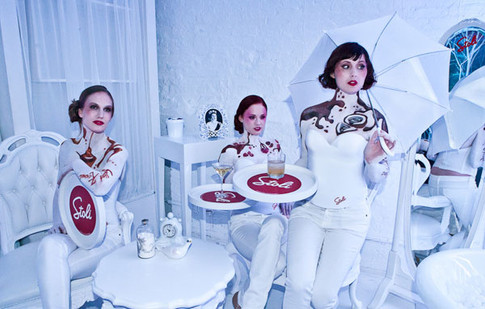 The White Room: Stolichnaya