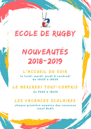 Le Rugby Club de Drancy au  JT 19/20 de France 3 !