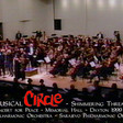 Concert for Peace Memoriall Hall