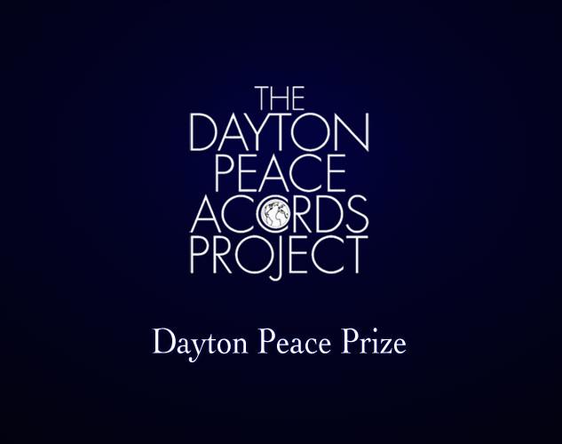 Dayton Peace Accords Dayton Peace Prize