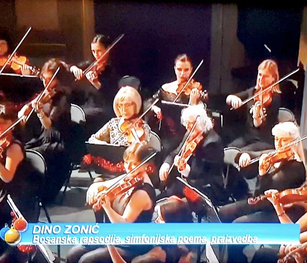 Sarajevo Philharmonic United Through Music