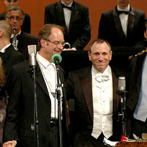 Sandy and Michael Bashaw, Neal Gittleman, Dino Zonic