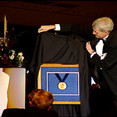 Dayton Peace Prize Medalion
