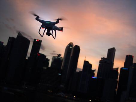 Drones: Sobrevolando los Cielos Para Repartir Productividad