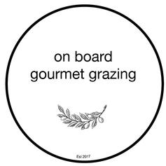 On Board Gourmet Grazing