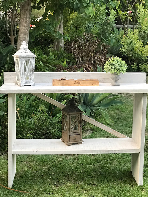 Rustic Hall / Console Table