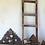 Thumbnail: Rustic Wood Decorative Ladder