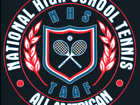ELEVEN PAST PARTICIPANTS NAMED HIGH SCHOOL TENNIS ALL-AMERICANS