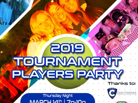 2019 Tournament Players Party