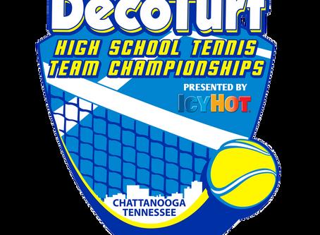 2019 DECOTURF HIGH SCHOOL TENNIS TEAM CHAMPIONSHIPS ALL-TOURNAMENT TEAMS ANNOUNCED