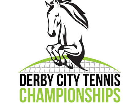 BRACKETS RELEASED FOR 2019 DERBY CITY TENNIS CHAMPIONSHIPS