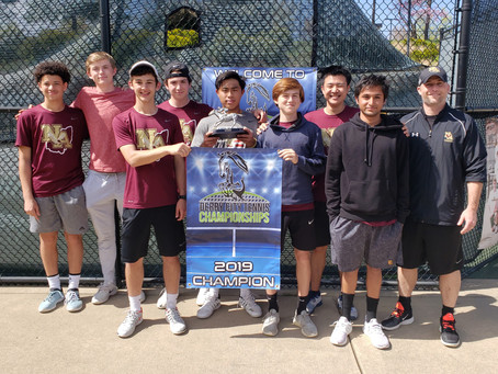 FINAL RESULTS -- 2019 DERBY CITY TENNIS CHAMPIONSHIPS