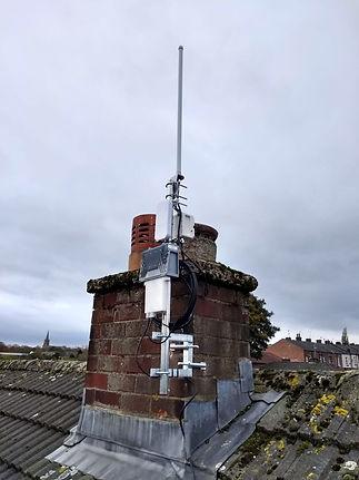 Sigfox Antenna