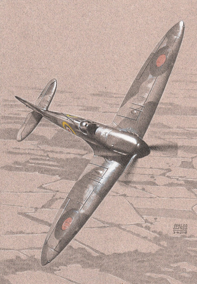The Beautiful Spitfire