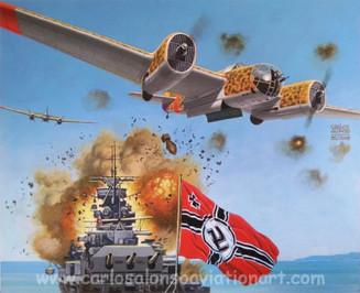 The Attack on the Battlecruiser Deutschland (Ibiza, May 29, 1937)
