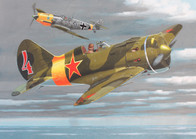 Polikarpov I-16 Type 10, Eastern Front, 1942