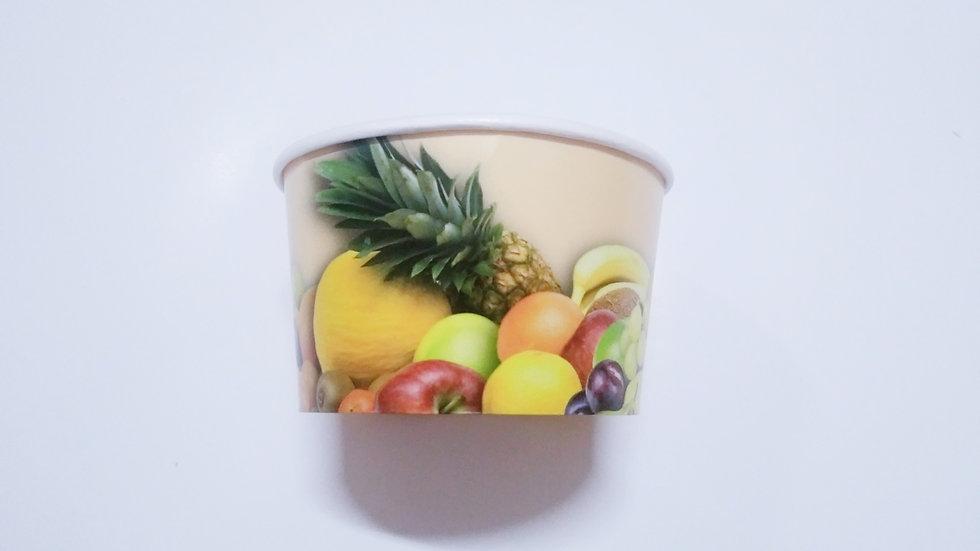 Pucharek na lody desery mały na jedną gałkę +