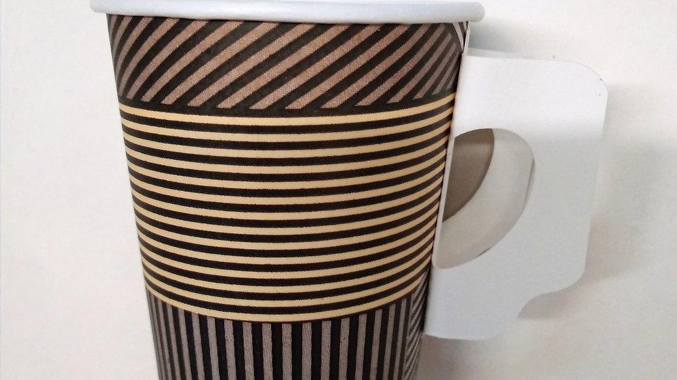 Filiżanki  kubki do kawy z uchem